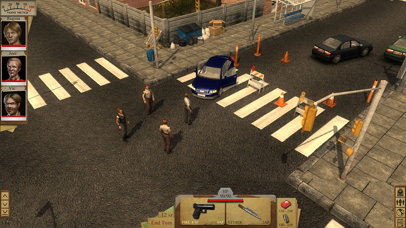 Screens Zimmer 8 angezeig: dead state game