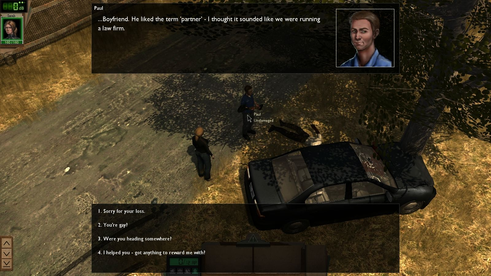 Dead State: The Zombie Survival RPG on